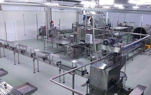 قیمت خط تولید کمپوت میوه