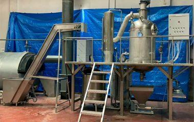 کارگاه کوچک تولید رب گوجه