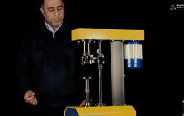 معرفی دستگاه دربند نیمه اتومات سیمرکو