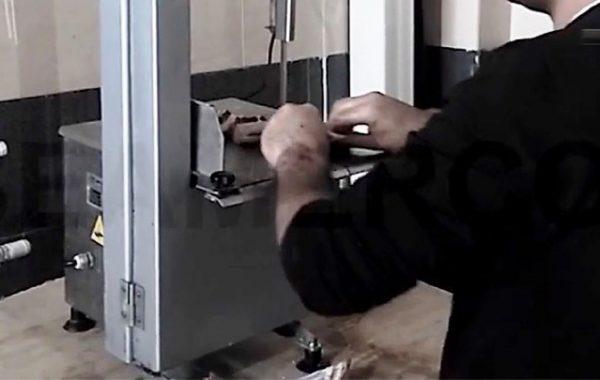 فیلم دستگاه اره ماهی بر صنعتی