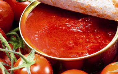 استانداردهای کنسرو رب گوجه فرنگی