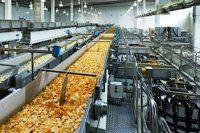 عملیات صنعتی روی مواد غذایی